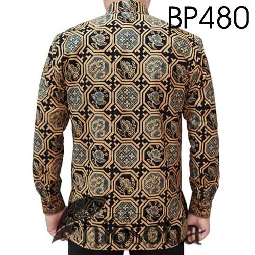 Picture Batik Cap Elegan