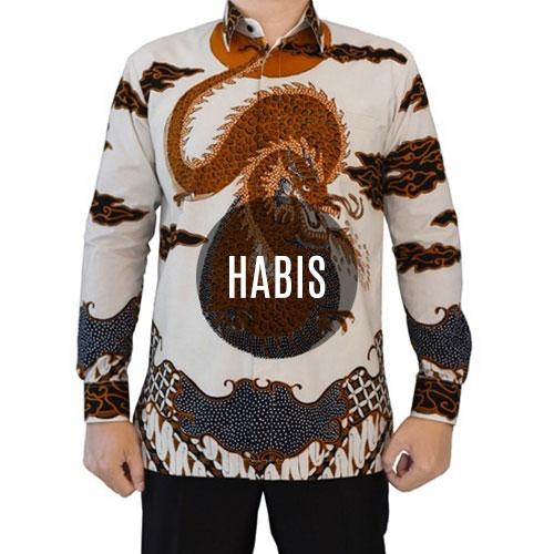 Batik 491 Habis