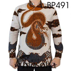 Batik Tulis Motif Naga