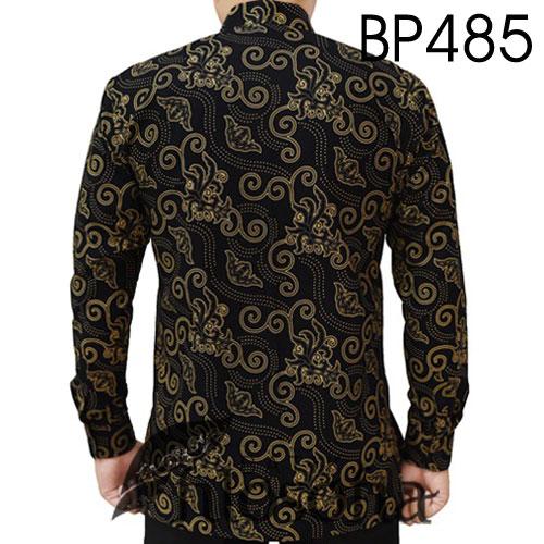 Gambar Hem Batik Premium