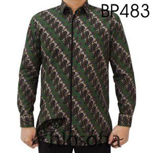Kemeja Batik Kondangan