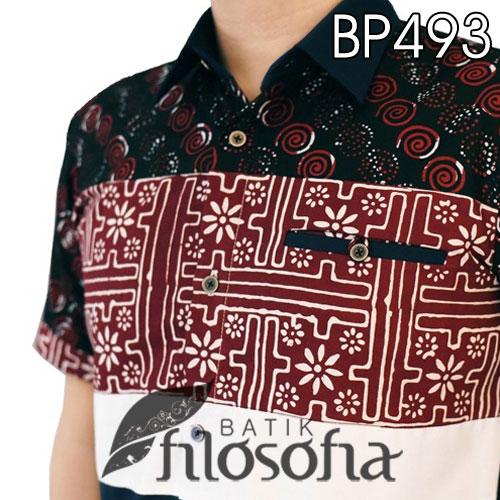 Picture Batik Kombinasi Elegan