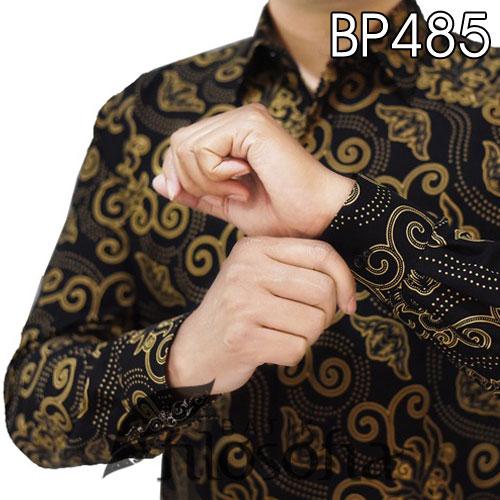 Picture Hem Batik Premium