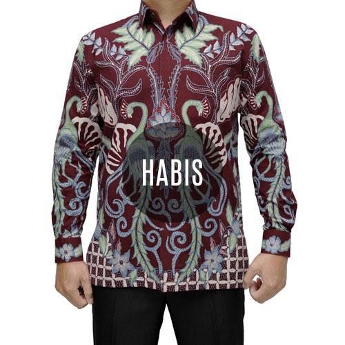 Batik 507 Habis