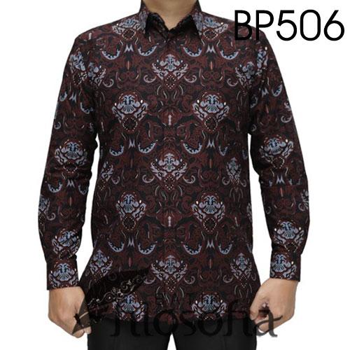 Batik Katun Formal