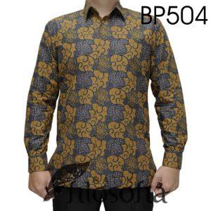 Batik Katun Resmi