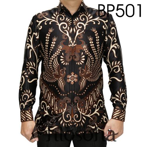 Batik Semi Sutra Elegan