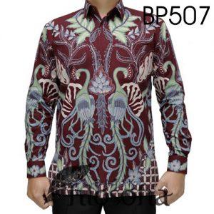 Batik Tulis Pria Premium