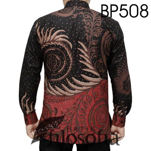 Gambar Batik Katun Elegan