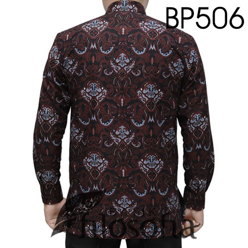 Gambar Batik Katun Formal