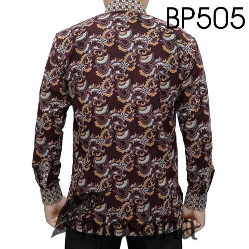 Gambar Kemeja Batik Fashion Pria