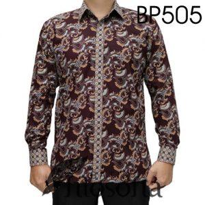 Kemeja Batik Fashion Pria