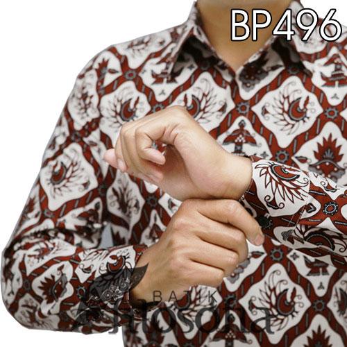 Picture Baju Batik Putih