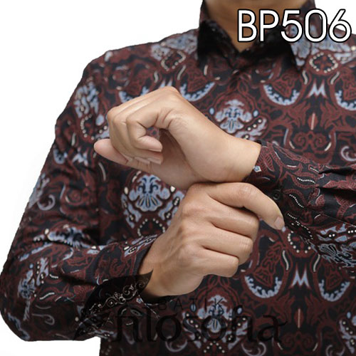 Picture Batik Katun Formal