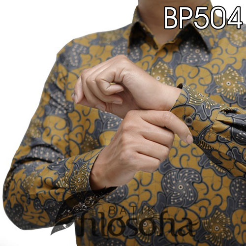 Picture Batik Katun Resmi