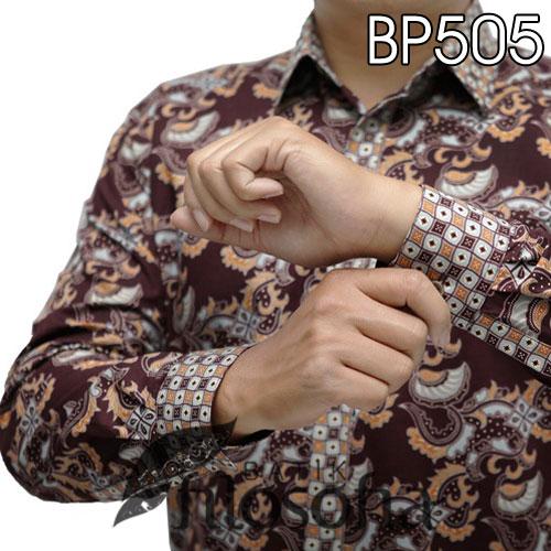 Picture Kemeja Batik Fashion Pria