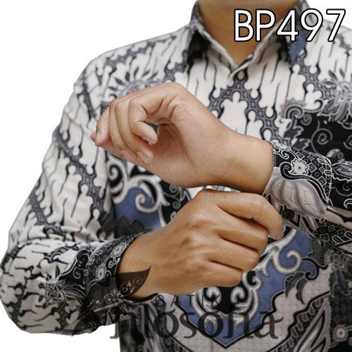 Picture Kemeja Batik Pria Klasik