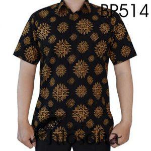 Baju Batik Cap Katun