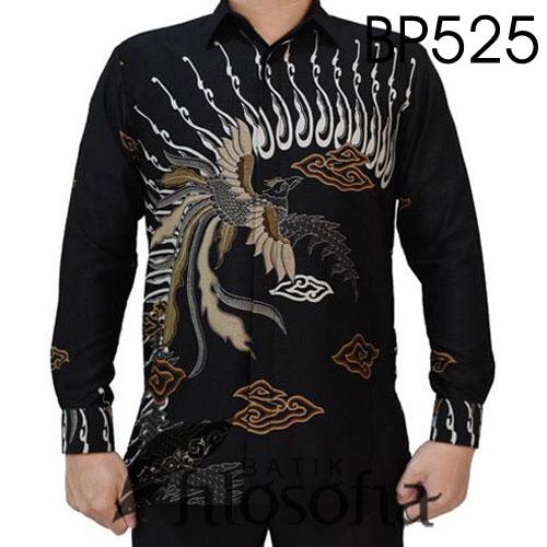 Baju Batik Motif Burung