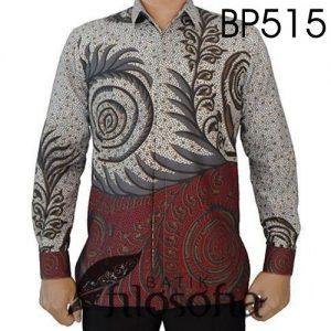 Batik Cowok Elegan