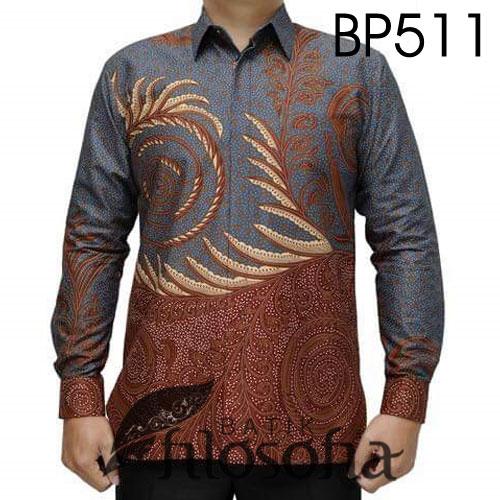 Batik Elegan Pria