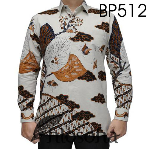 Batik Tulis Pria Katun