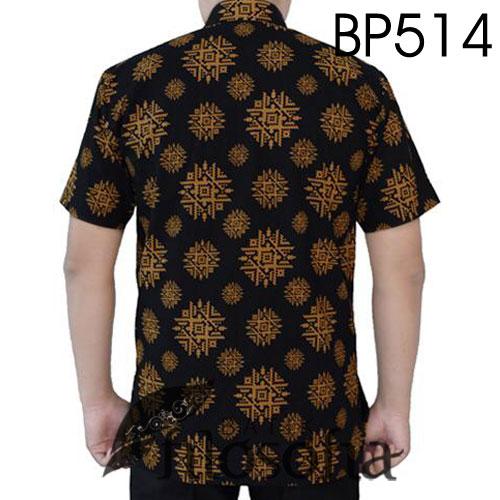 Gambar Baju Batik Cap Katun