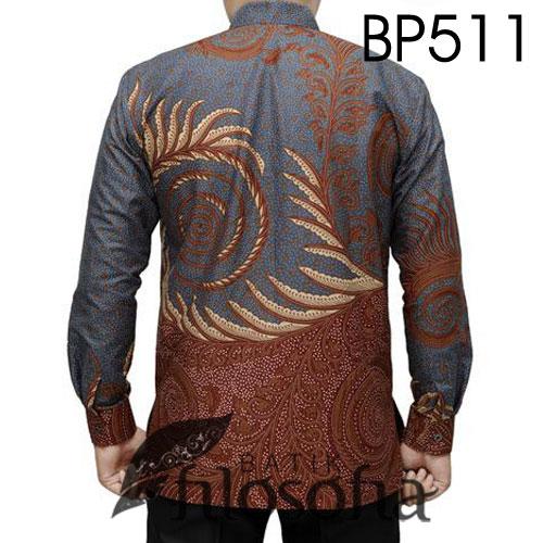 Gambar Batik Elegan Pria