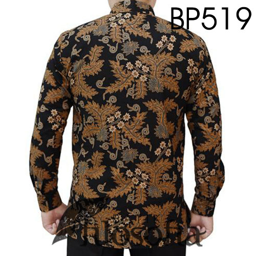 Gambar Hem Baju Batik