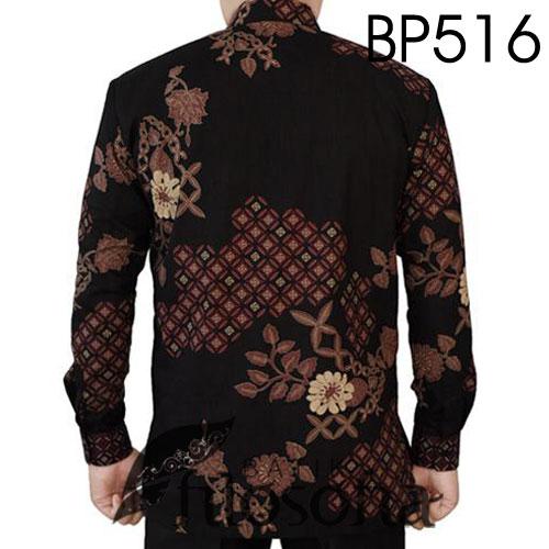 Gambar Kemeja Batik Pria Elegan