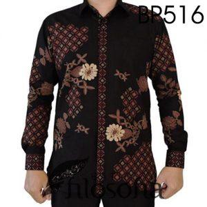 Kemeja Batik Pria Elegan