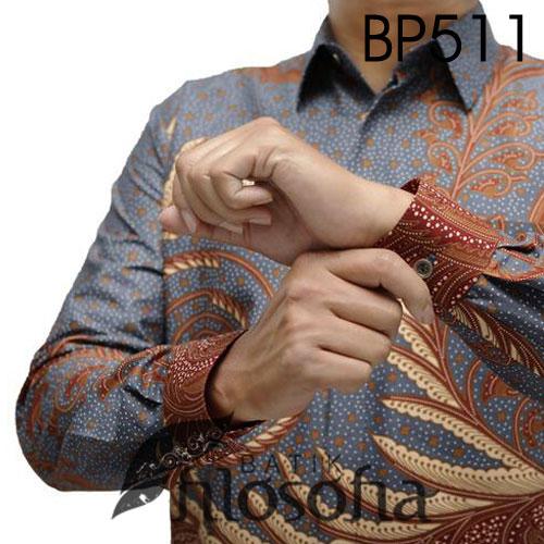 Picture Batik Elegan Pria