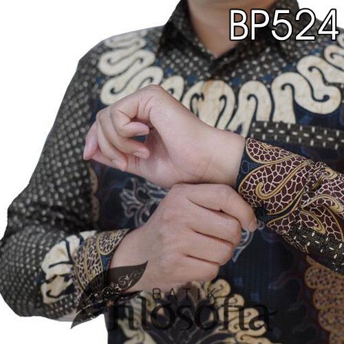 Pictures Baju Batik Semi Sutra Unik