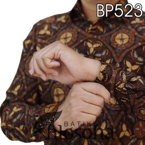 Pictures Batik Semi Sutra Modern