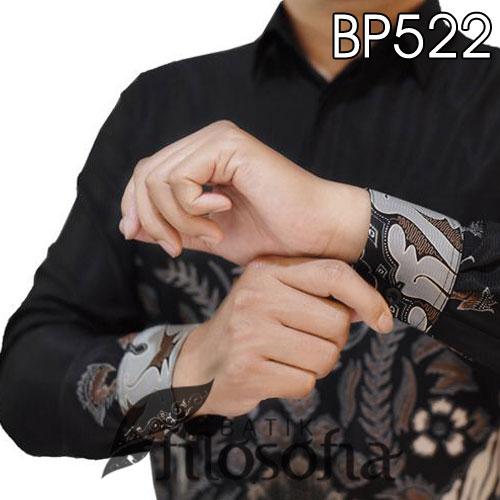 Pictures Kemeja Batik Semi Sutra