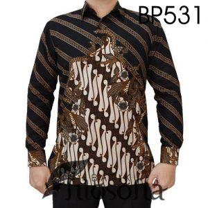 Baju Batik Pria Elegan