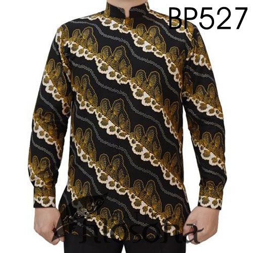 Batik Pria Katun