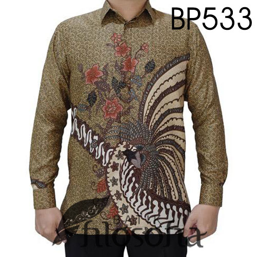 Batik Semi Sutra Dobby