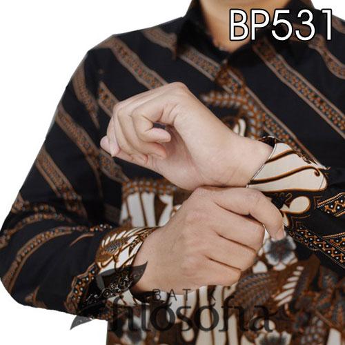 Images Baju Batik Pria Elegan