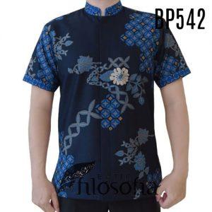 Baju Batik Shanghai Elegan