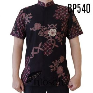 Batik Koko Pria Katun