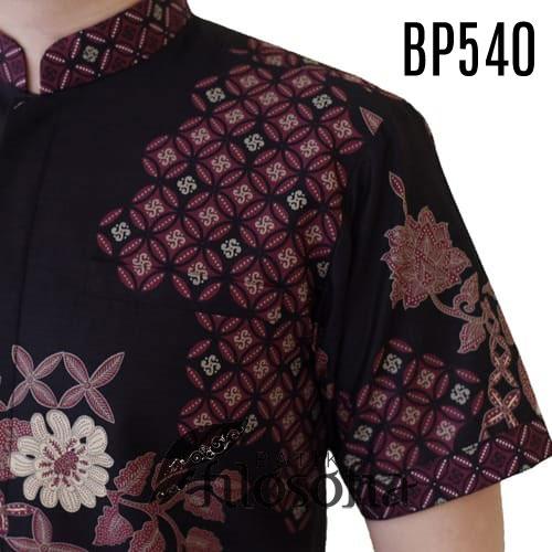 Images Batik Koko Pria Katun