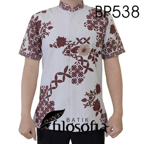 Kemeja Batik Lebaran