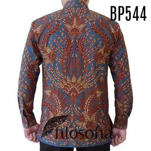 Gambar Batik Warna Unik