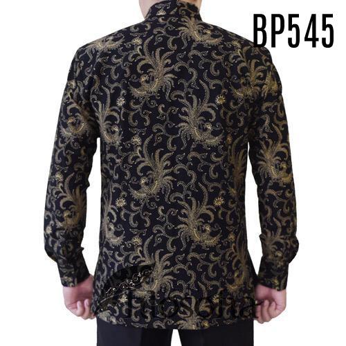 Gambar Kemeja Batik Pria Formal
