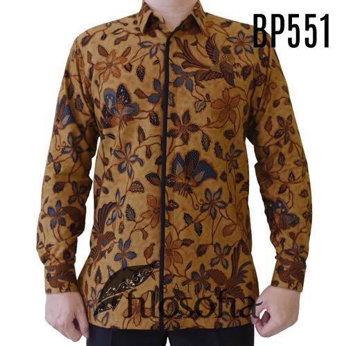 Kemeja Batik Full Motif
