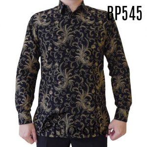 Kemeja Batik Pria Formal