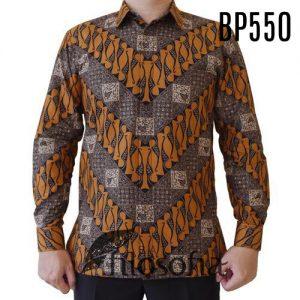 Kemeja Batik Tailor
