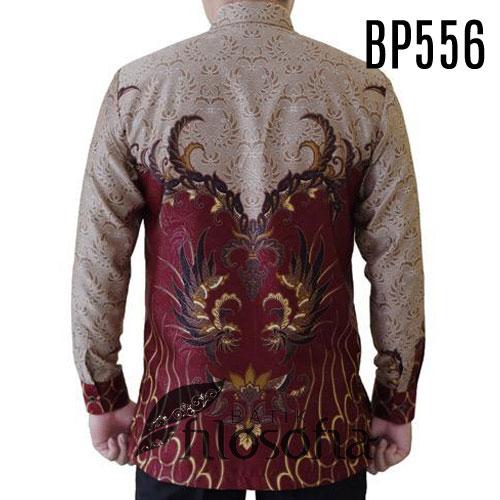 Gambar Kemeja Batik Sultan