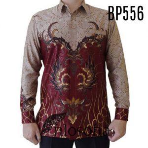 Kemeja Batik Sultan